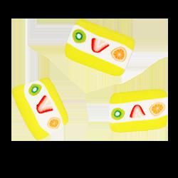 เค้ก เหลือง